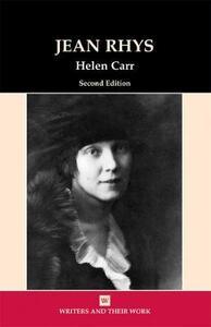 Jean Rhys - Helen Carr - cover