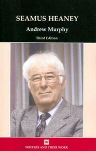 Seamus Heaney - Andrew Murphy - cover