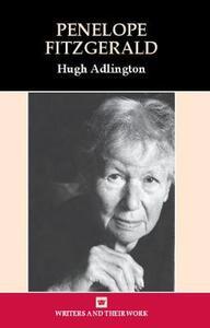 Penelope Fitzgerald - Hugh Adlington - cover