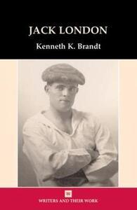 Jack London - Kenneth K. Brandt - cover