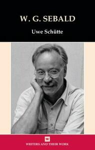 W.G. Sebald - Uwe Schutte - cover