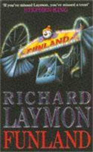 Funland: More fear than fun... - Richard Laymon - cover