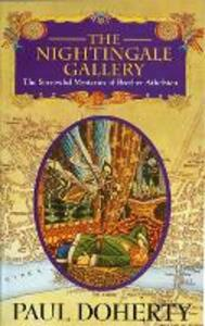 The Nightingale Gallery - Paul Doherty - cover