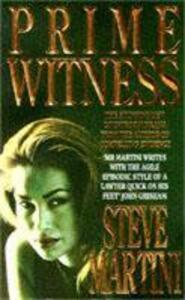 Prime Witness - Steve Martini - cover