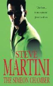 The Simeon Chamber - Steve Martini - cover