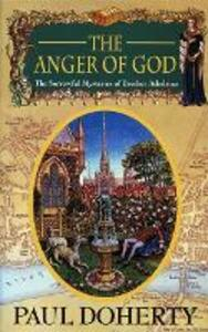The Anger of God - Paul Doherty - cover