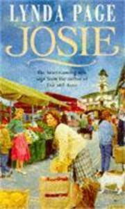 Josie: A young woman's struggle in life and love - Lynda Page - cover