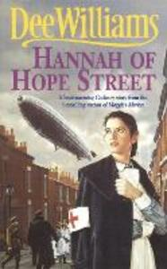 Hannah of Hope Street: A gripping saga of youthful hope and family ties - Dee Williams - cover