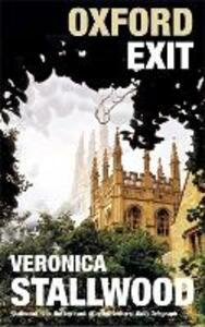 Oxford Exit - Veronica Stallwood - cover