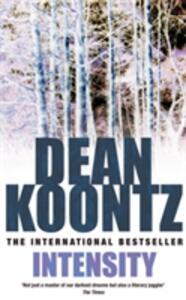 Intensity - Dean Koontz - cover
