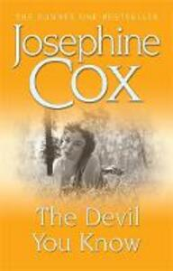 The Devil You Know: A deadly secret changes a woman's life forever - Josephine Cox - cover