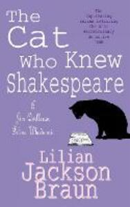 The Cat Who Knew Shakespeare (The Cat Who... Mysteries, Book 7): A captivating feline mystery purr-fect for cat lovers - Lilian Jackson Braun - cover