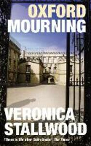 Oxford Mourning - Veronica Stallwood - cover