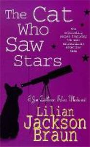 The Cat Who Saw Stars (The Cat Who... Mysteries, Book 21): A quirky feline mystery for cat lovers everywhere - Lilian Jackson Braun - cover