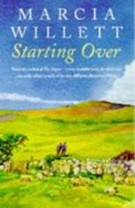 Starting Over: A heart-warming novel of family ties and friendship - Marcia Willett - cover