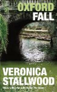 Oxford Fall - Veronica Stallwood - cover