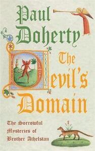 The Devil's Domain - Paul Doherty - cover