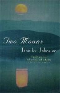 Two Moons - Jennifer Johnston - cover