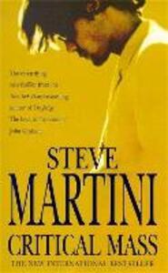Critical Mass - Steve Martini - cover