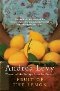 Fruit of the Lemon - Andrea Levy - cover