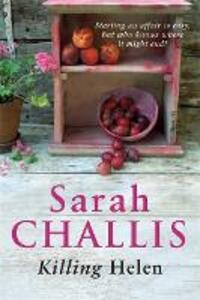 Killing Helen - Sarah Challis - cover