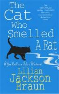 The Cat Who Smelled a Rat (The Cat Who... Mysteries, Book 23): A delightfully quirky feline whodunit for cat lovers everywhere - Lilian Jackson Braun - cover
