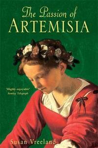 The Passion of Artemisia - Susan Vreeland - cover