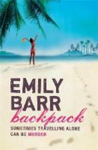 Backpack: A dark suspense thriller with a shocking twist - Emily Barr - cover