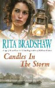 Candles in the Storm: A powerful and evocative Northern saga - Rita Bradshaw - cover