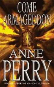 Come Armageddon: An epic fantasy of the battle between good and evil (Tathea, Book 2) - Anne Perry - cover
