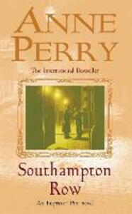 Southampton Row (Thomas Pitt Mystery, Book 22): A chilling mystery of corruption and murder in the foggy streets of Victorian London - Anne Perry - cover