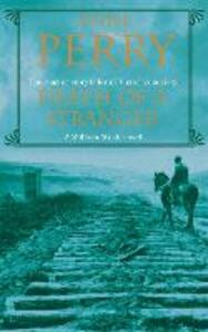 Death of a Stranger (William Monk Mystery, Book 13): A dark journey into the seedy underbelly of Victorian society - Anne Perry - cover