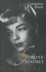 Simone Signoret - Catherine David - cover