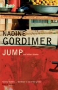 Jump and Other Stories - Nadine Gordimer - cover