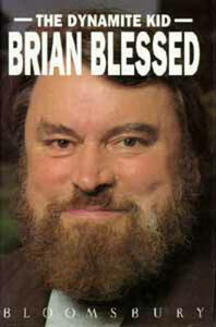 Dynamite Kid - Brian Blessed - cover