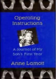 Operating Instructions - Anne Lamott - cover