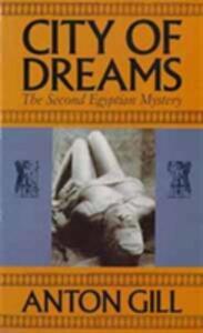 City of Dreams - Anton Gill - cover