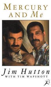 Mercury and Me - Jim Hutton,Tim Wapshott - cover