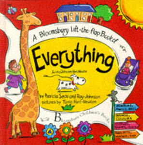 The Bloomsbury Book of Everything - Patricia Sechi,Roy Johnson - cover