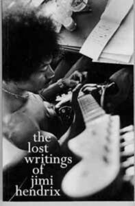 Cherokee Mist: The Lost Writings of Jimi Hendrix - Jimi Hendrix - cover