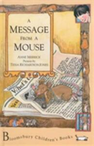 Message from a Mouse - Anne Merrick - cover