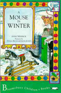 A Mouse in Winter - Anne Merrick - cover