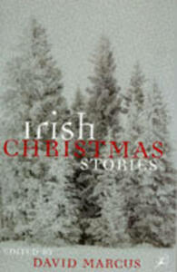 Irish Christmas Stories - cover