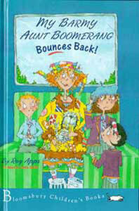 Aunt Boomerang Bounces Back - Roy Apps - cover