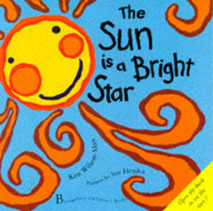 The Sun is a Bright Star - Ken Wilson-Max - cover