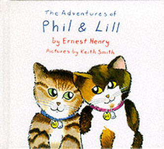 Adventures of Phil and Lill - Ernest Henry - cover