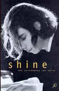 Shine: The Screenplay - Jan Sardi,Scott Hicks - cover