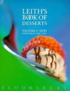 Leith's Book of Desserts - Valeria V. Sisti - cover