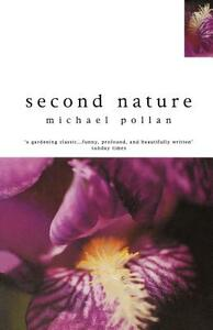 Second Nature - Michael Pollan - cover