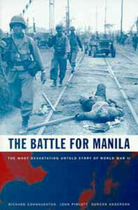 The Battle for Manila - Richard M. Connaughton - cover